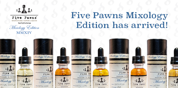 Five Pawns Mixology Edition