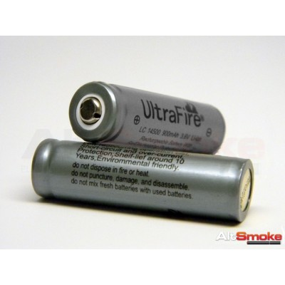 14500 900mAh Battery - Protected