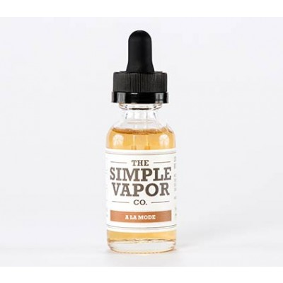A La Mode - The SImple vapor Co.