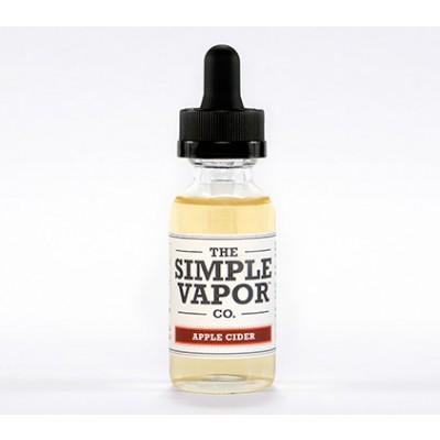 Apple Cider - The Simple Vapor Co