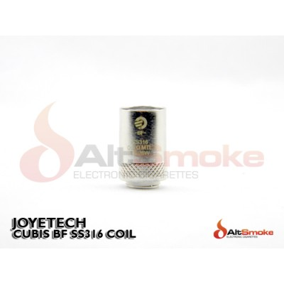 Joyetech - Cubis BF SS316 Replacement Head - 0.6ohm