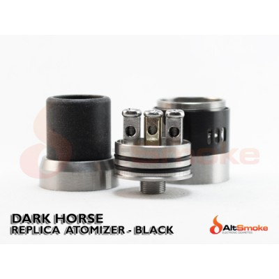 Dark Horse RDA by WOTOFO - Black
