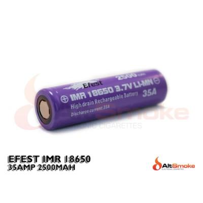 Efest 35A 18650 Battery 2500mAh