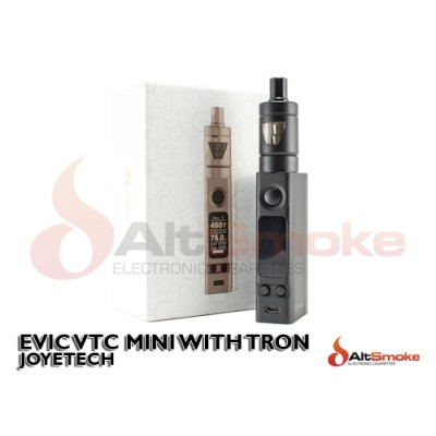 Joyetech eVic VTC Mini w/Tron - Kit - Black