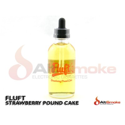 Strawberry Pound Cake - 120ml