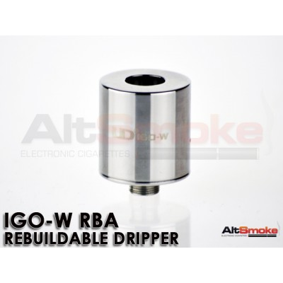IGO-W Rebuildable Atomizer - Together