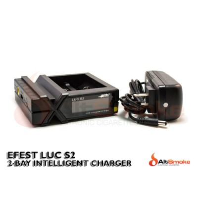 Efest Eluc S2 Charger