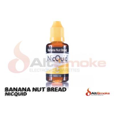 Banana Nut Bread - NicQuid