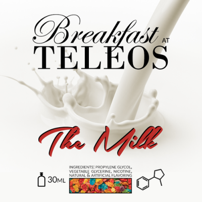 The Milk by Teleos Eliquid