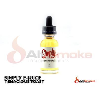 Tenacious Toast - Simply E-Juice