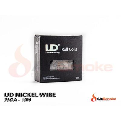 UD Ni200 Nickel Wire