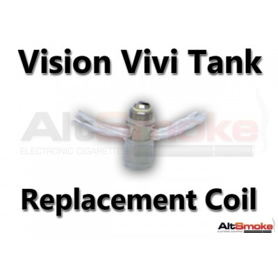 Vision ViVi Nova Replaceabe Coil Head