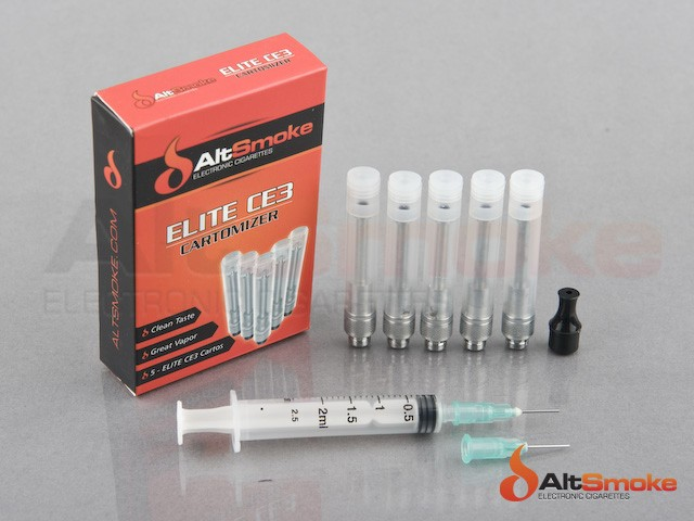 CE3 Cartomizer - Elite Bottom Coil Cartomizer (5pc)
