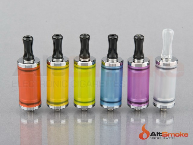 Metal Dual Coil Cartomizer Tank - Selection