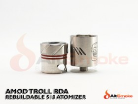 Troll RDA - Stainless