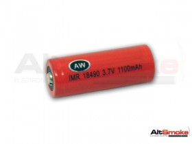 AW IMR 18490 1100mAh LiMN Rechargeable Lithium Battery