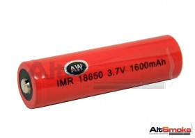 AW IMR18650 2000mAh LiMN Rechargeable Lithium Battery