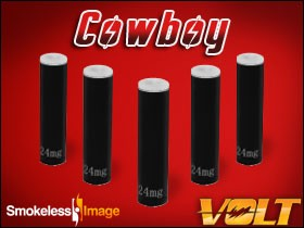 Volt Country Tobacco - Cartomizers (5pk)