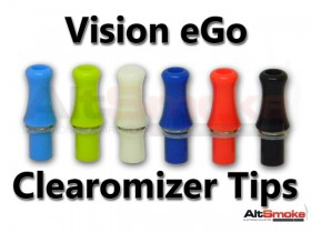 Vision eGo Clearomizer Tips