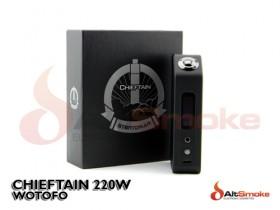 Wotofo - Chieftain 220w Box Mod