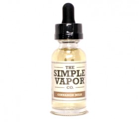 Cinnamon Milk - The Simple Vapor Co