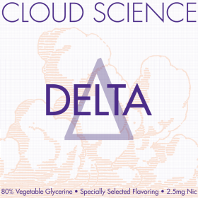 Delta - Cloud Science - Teleos Eliquid