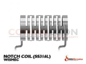 Wismec - Notch Coil