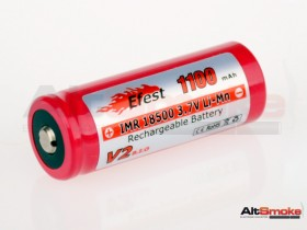Efest IMR 18500 1100mAh LiMN Recharageable Battery