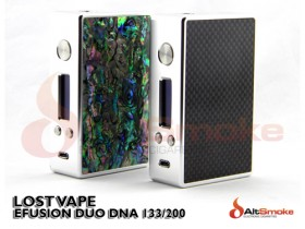 Lost Vape - Efusion Duo DNA 133/200