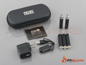 eGo Mega Dual Coil Cartomizer Kit
