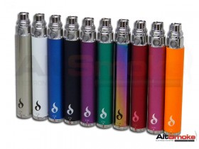 eGo Spinner Battery Variable Voltage Battery