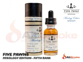 Fifth Rank - Five Pawns