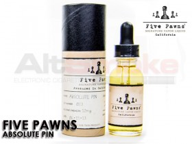 Absolute Pin - Five Pawns
