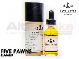 Gambit - Five Pawns