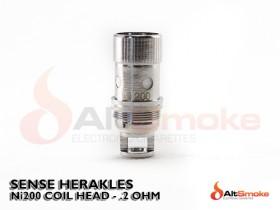 Herakles Ni200 Coil - 0.2 ohm