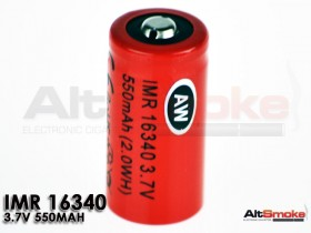 AW IMR 16340 Rechargeable Battery