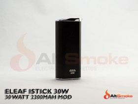eleaf iStick 30W - Black Kit