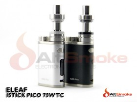 iStick Pico 75w TC Starter Kit - Black