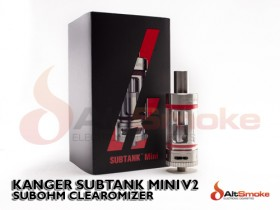 Kanger Subtank Mini Stainless