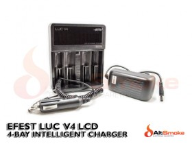 Efest Luc 4 Bay Universal LCD Charger