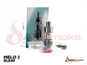 Eleaf Melo 2 Tank Kit - Stainless