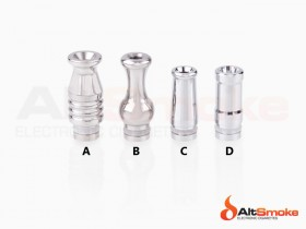 Stylish Metal Drip Tips