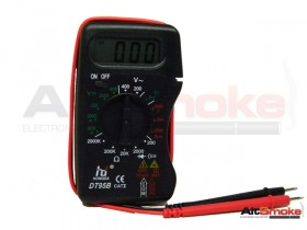 DT95 Pocket Digital Multimeter