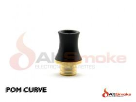 POM Curve Drip Tip