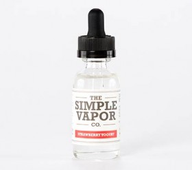 Strawberry Yogurt - The Simple Vapor Co.