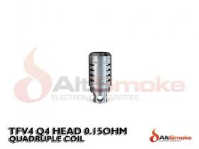 Smok TFV4 Q4 Quadruple Coil 0.15ohm