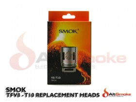 Smok TFV8-T10 Replacement Coils 3pk
