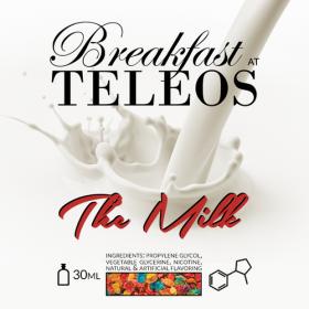 The Milk by Teleos Eliquid
