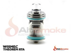 Wismec Theorem RTA - Stainless