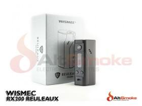 Wismec RX200 Reuleaux Starter Kit - Black